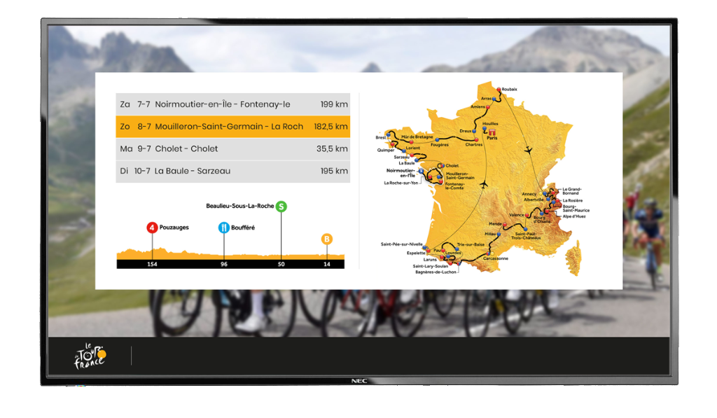 Tour du France updates